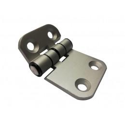 Aluminium Butt Hinge 38x58