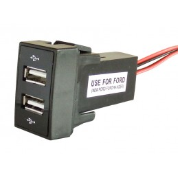Dual USB Charger T6 Ford...