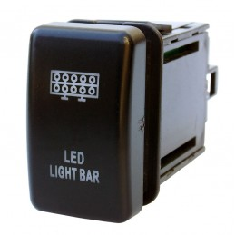 LED Bar Light Switch for...