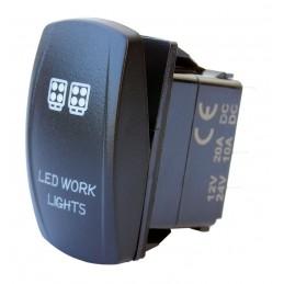 Work Lights Switch