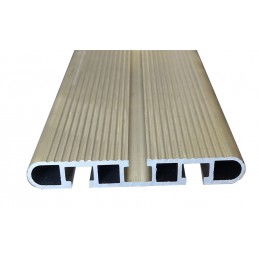 Aluminium Hollow Slat for...