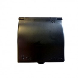 Caravan Inlet box-Black