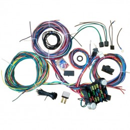 21 Circuit Wiring Harnass...