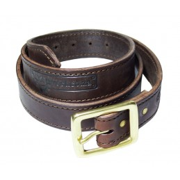 Solid Leather Belt - Size...