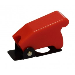 Toggle Switch Red Safety Cover