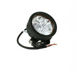 Round Bumper Light - 18 watt