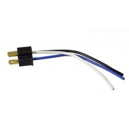 H4 Male Plug
