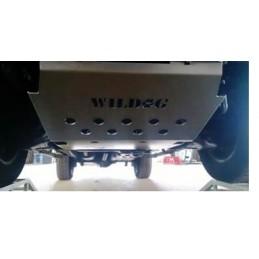 Wildog Mazda BT50 bashplate