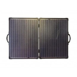 120 watt Foldable Solar Panel Set 2x60 - Badger