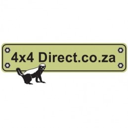 4x4Direct Logo Sticker 100x25