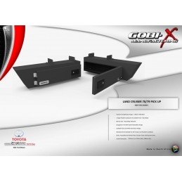 Gobi-X side mount tool box...