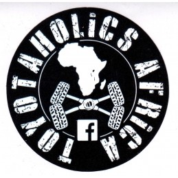 Toyota Holics Africa Sticker