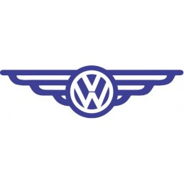 Volkswagen Wings - Sticker