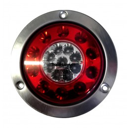 LED Tail Light Combo Round...