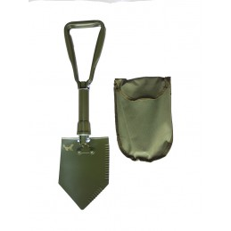 Foldable Metal Shovel with...