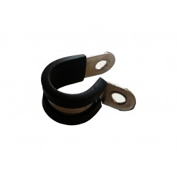 P-Clamp 8mm Diameter - 304...