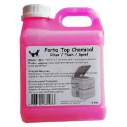 Porta Top Chemical Flush /...