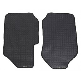 Ford Everest (2016-present): Front mats