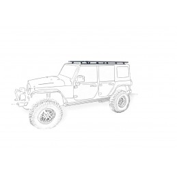 EEZI AWN ROOFRACK for Jeep...