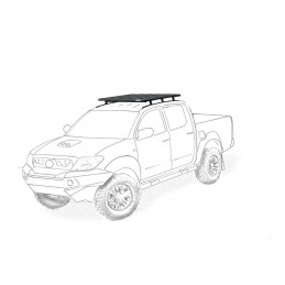 EEZI AWN ROOFRACK for Hilux...