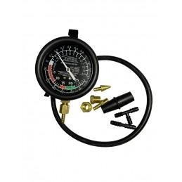 Vacuum Gauge and Fuel Pump...