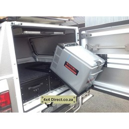 Tilting Fridge Slide 40L