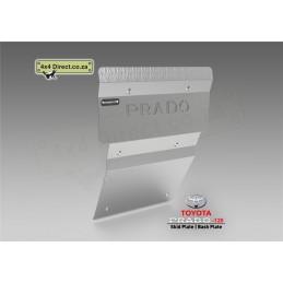 Prado 120 Aluminum Bashplate