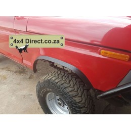 Fender Flare Rubber