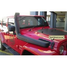 Jeep JK Wrangler Snorkel