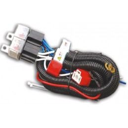 H4 Headlight Booster Harness