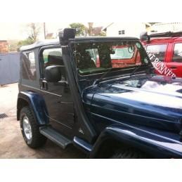 Jeep TJ Snorkel