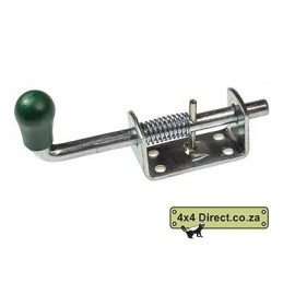 Spring Loaded Bolt Lock -...