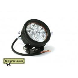 Round Bumper Light - 18 watt