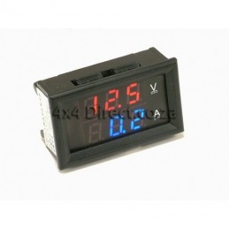 Volt and Amp Meter with...