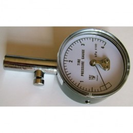 Dial Type Tyre Pressure Gauge