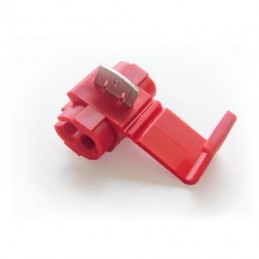 Quick Splice Connector -  Red