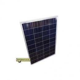 80W Solar panel - 18 Volt