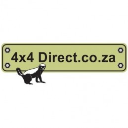 4x4 Direct Logo Sticker 75...