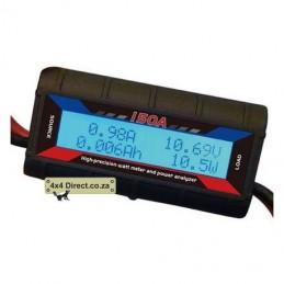 Watt Meter 0-60V DC 0-100A...