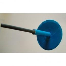 Mushroom Plug - 6mm stem