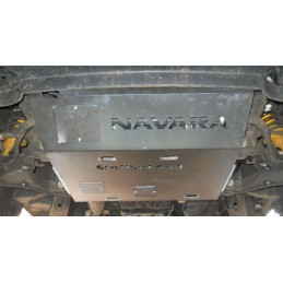 Nissan Navara Bash Plate