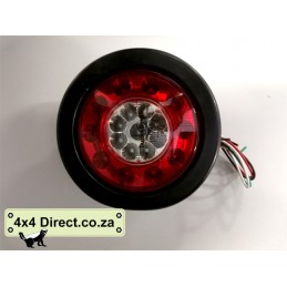 LED Tail Light Combo Round