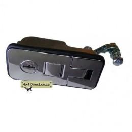 Canopy Lock Large - Chrome
