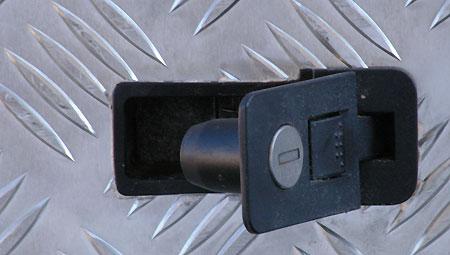 Canopy locks